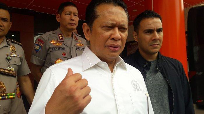 Bambang Soesatyo dari Ketua DPR ke MPR: Inilah Takdir yang Harus Saya Jalani