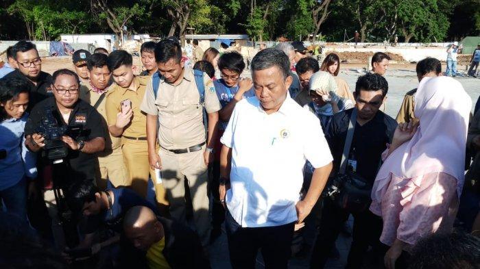 VIDEO: Ketua DPRD DKI Prasetio Edi Marsudi Minta Revitalisasi Monas Dihentikan