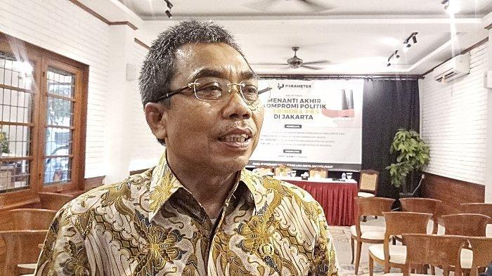 NGOTOT Tolak Alokasi Dana TGUPP Diambil dari APBD DKI, Ini yang Diminta Fraksi PDI Perjuangan
