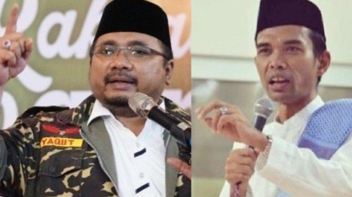 Ketua GP Ansor Ungkap Ada Masalah HTI Terkait Pembatalan Ceramah Ustaz Abdul Somad di Jepara