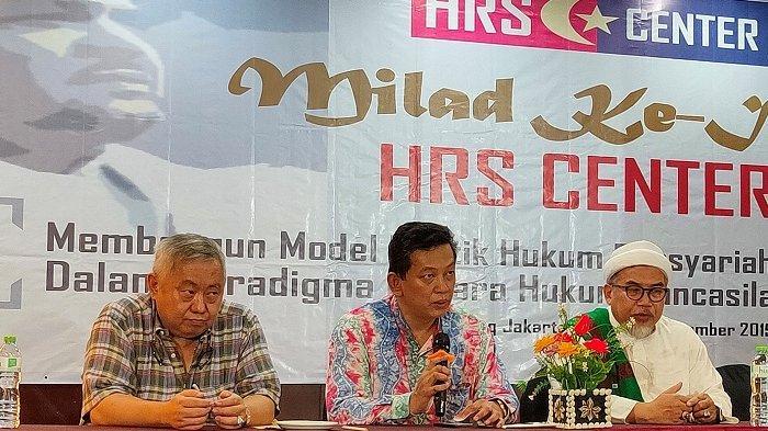 HRS Center Bilang Ada Pihak Ingin Rizieq Shihab Tak Pulang, Lieus Sungkharisma Bakal Investigasi