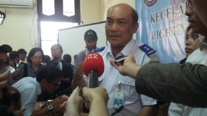 Ketua KNKT Soerjanto Tjahjono: Pesawat Sriwijaya Air SJ 182 Tidak Meledak Di Udara