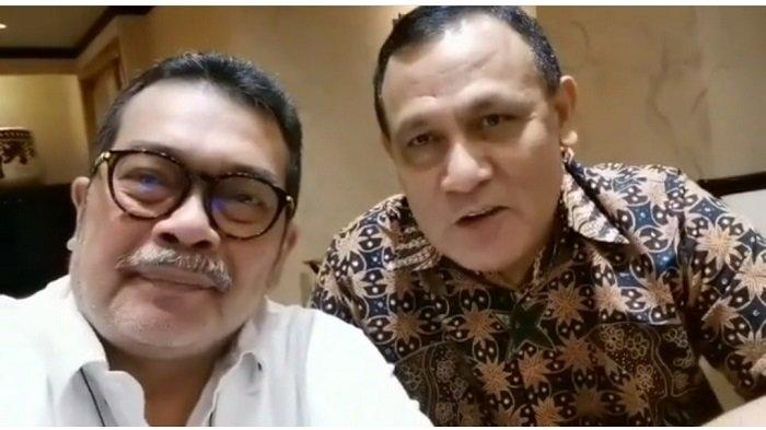 Bertemu Ketua KPK Firli Bahuri, Komisaris Pelindo I: Saya Diundang Buka Puasa Bersama Sebagai Pemred