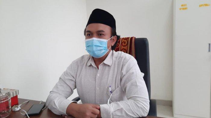 Ketua KPU Kota Tangsel, Bambang Dwitoro saat ditemui di Kantor KPU Kota Tangsel pada Senin (3/8/2020)