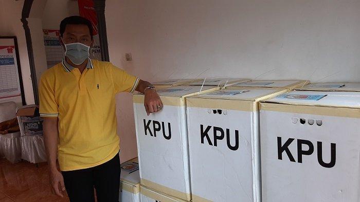 Pilkades Serentak 2020, Berikut Ini Penjelasan Ketua Panitia Pilkades Bojonggede Terkait Kotak Suara