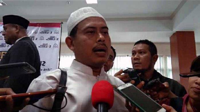 Ketua PA 212 Slamet Maarif Menilai PDIP Terlalu Lebay soal Bendera Dibakar: Mending Fokus ke RUU HIP