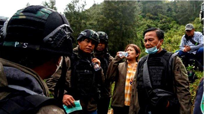 Hari Ini TGPF Intan Jaya Dijadwalkan Serahkan Laporan Hasil Investigasi Lapangan ke Menko Polhukam