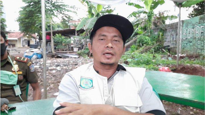 Ketua TPU Jombang, Tabroni.