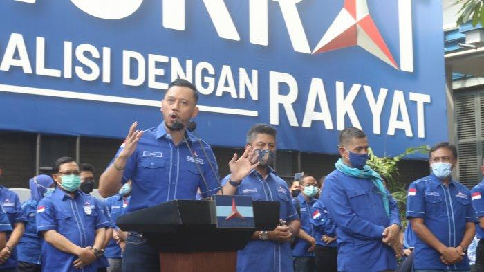 Pemerintah Tolak Sahkan Hasil KLB Partai Demokrat, Relawan Jokowi: AHY Harusnya Malu dan Minta Maaf