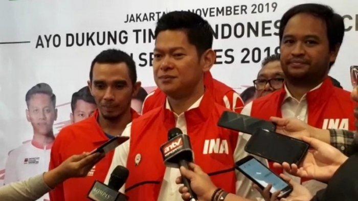 Raja Sapta Oktohari Targetkan Indonesia Dapat Lebih Satu Emas di Olimpiade 2020