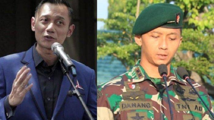 Mengenal Letkol Danang, Sepupu AHY yang Masih Aktif di TNI, Karirnya Cemerlang, Junior AHY di AKMIL