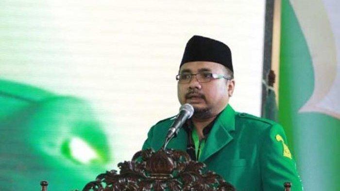 Arief Poyuono Curiga Gus Yaqut adalah Reinkarnasi Gusdur, Dukung Maju Pilpres 2024