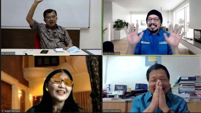 BenihBaik.com Kembali Serahkan Donasi ke PMI untuk program 'Gerakan Sejuta Masker untuk Indonesia'