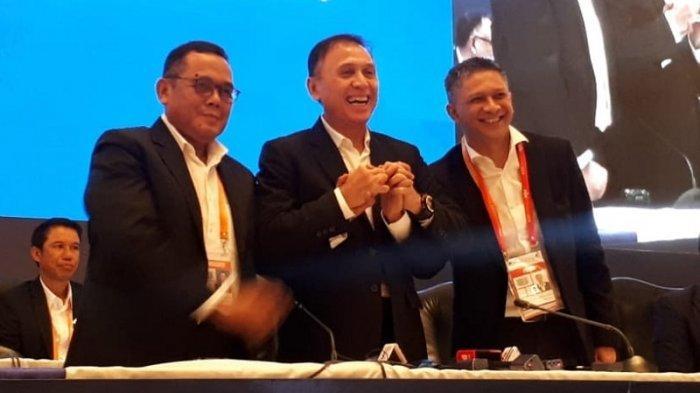 Ketua Umum PSSI Diteriaki Suporter Timnas Indonesia