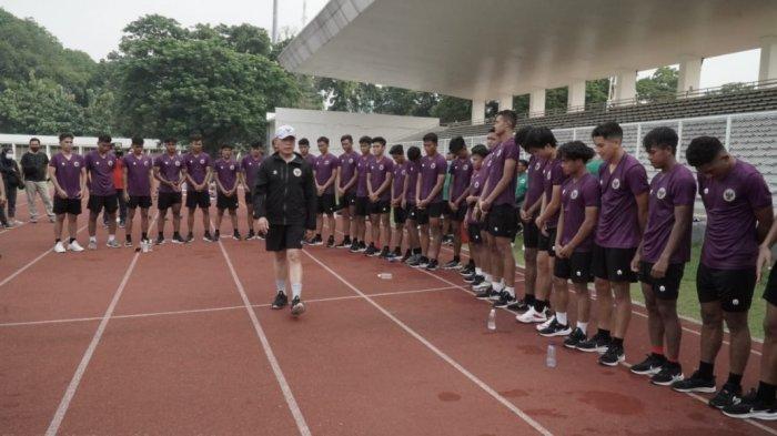 Pelatih Shin Tae-yong: Serdy dan Yudha Melakukan Tindakan Indisipliner yang Berat