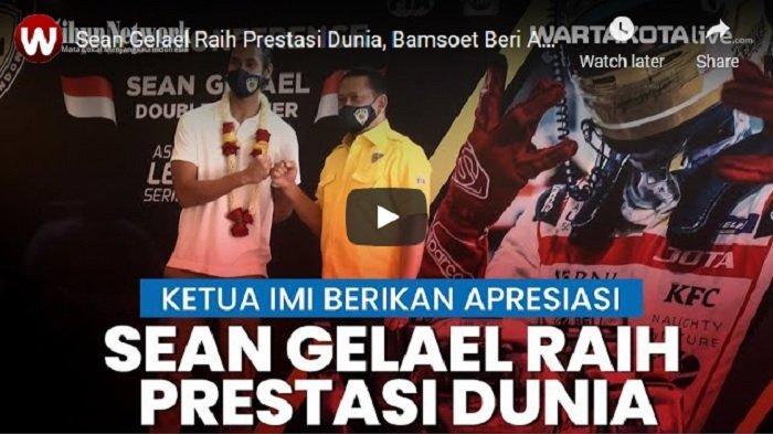 VIDEO Sean Gelael Raih Prestasi Dunia, Ketua Umum IMI Bambang Soesatyo Beri Apresiasi