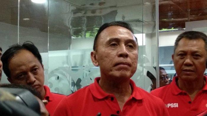 Ketua Umum PSSI, Mochamad Iriawan: Liga 1 dan Liga 2 Ditunda