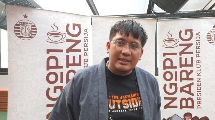 Ketum The Jakmania Diky Soemarno Yakin Angelo Alessio Cocok dengan Gaya Bermain Pemain Tim Oranye