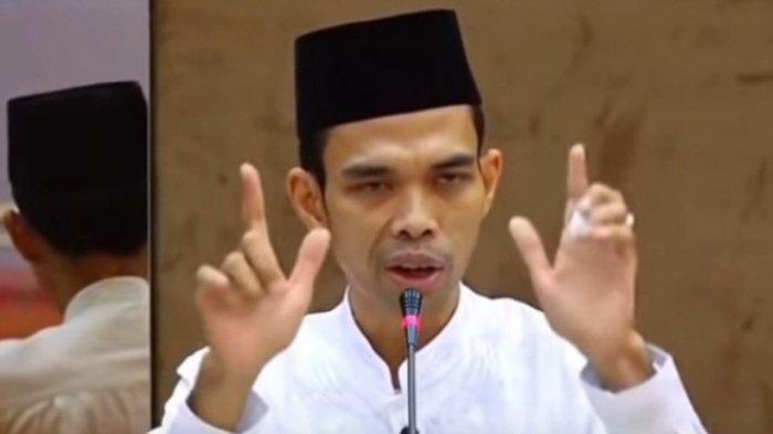 Tuntunan Ustadz Abdul Somad Saat Salat Sunat Ditepuk Pundak oleh Makmum dan Hukum Air Dibacakan Doa