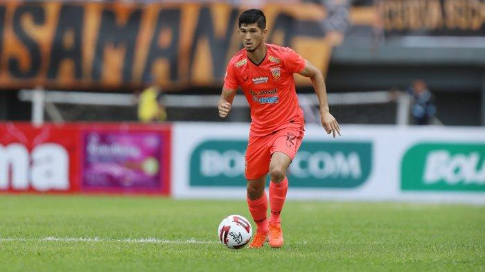 Manajemen Borneo FC Samarinda Putus Kontrak Kevin Gomes Anak dari Pelatih Gomes de Oliviera