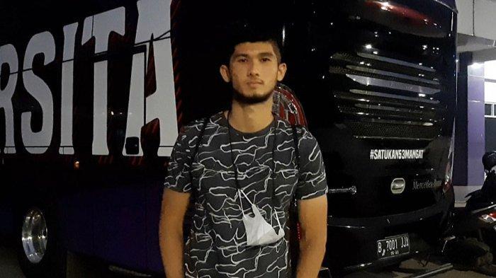Bek Anyar Persita Tangerang Kevin Gomes Was-was saat Bertemu Riko dan Febri