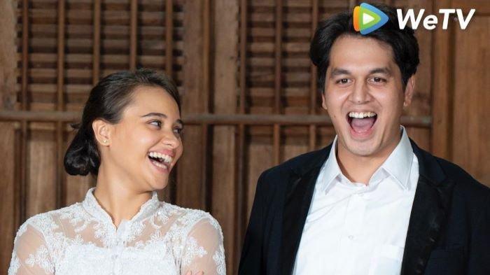 Kevin Julio dan Aurora Ribero dipasangkan untuk membintangi web series berjudul Kaget Nikah tayangan platform WeTV, Kamis (24/6/2021).
