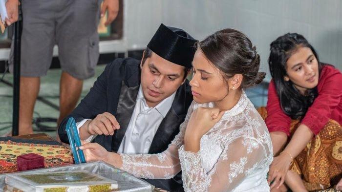 Aurora Ribero Dikabarkan 'Menikah' dengan Kevin Julio, Benarkah Cerita Bahagia Mereka Itu?