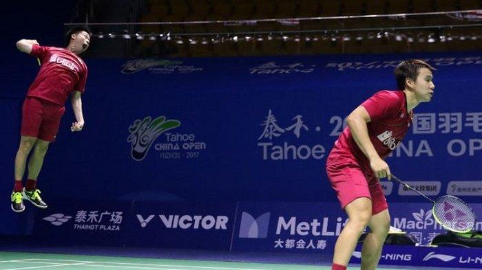 Marcus/Kevin Raih Gelar di Hongkong Open