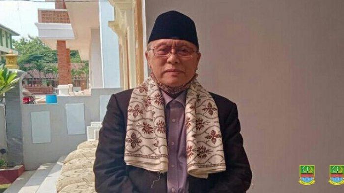 Ketua MUI Kabupaten Bekasi KH Amien NoerMeninggal Dunia saat Dirawat di ICU