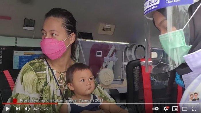 Kiano Tiger Wong Tes Swab, Pak Slamet Sopir Pribadi Baim Wong dan Paula Verhoeven Positif Covid-19