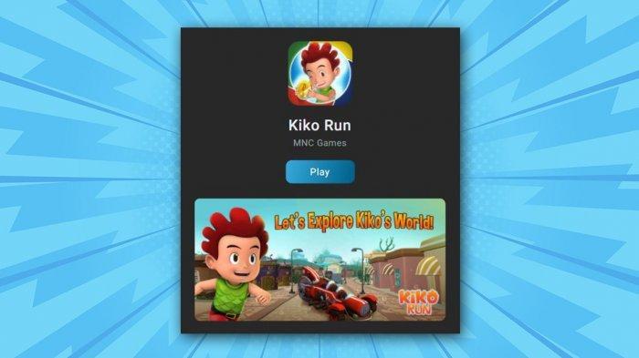 Lawan Krabot Jahat di Game Kiko Run