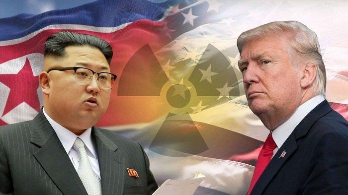 Kim Jong Un Ancam AS Soal Denuklirisasi, Donald Trump: Saya Nantikan Pertemuan dengan Kim