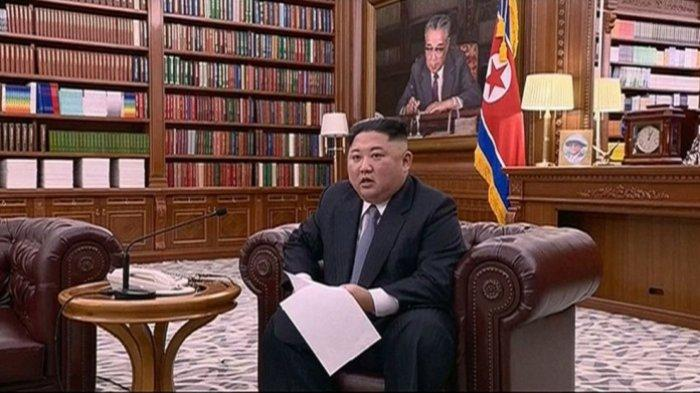 Akhirnya, Kim Jong Un Resmi Menjabat Kepala Negara Korea Utara, Sebelumnya Hanya Memimpin Militer