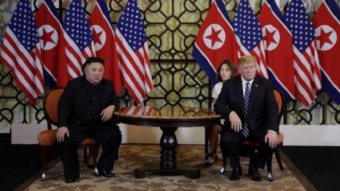 Ancam AS Terkait Kesepakatan di Singapura, Korea Utara: Kesabaran Kami Ada Batasnya