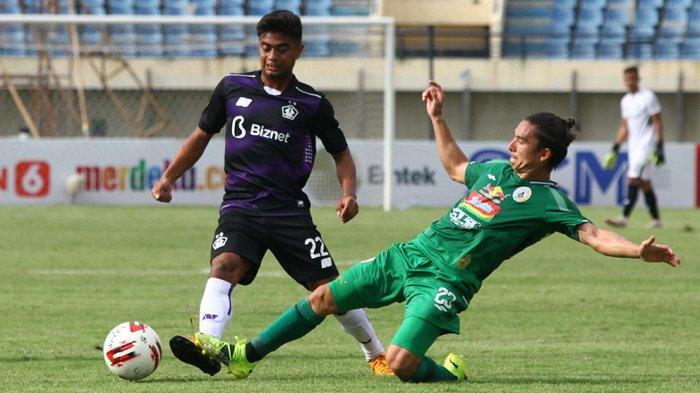 Lawan Persib Bandung di Semifinal Piala Menpora, Kim Kurniawan Minta PSS Sleman Waspada Winger Lawan
