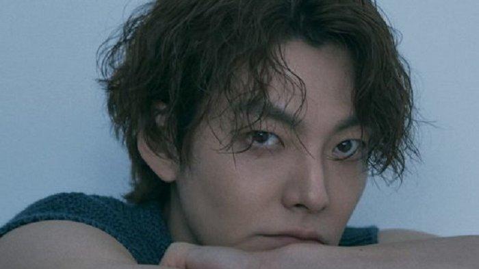 Aktor Korea Kim Woo Bin termasuk salah satu artis yang memiliki ciri mata monolid.