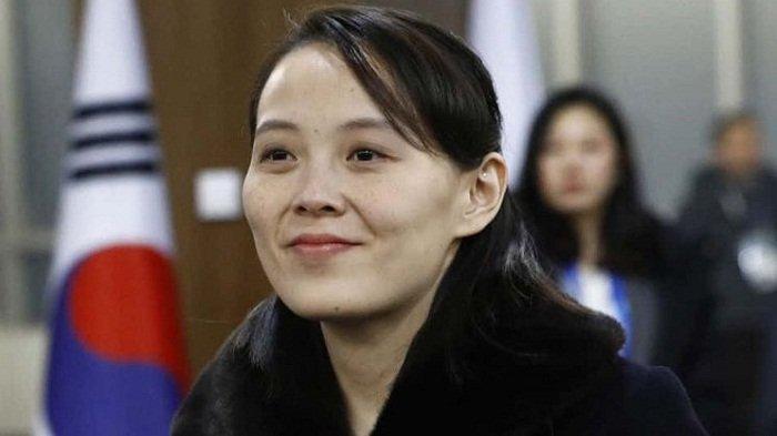 Ini Kim Yo Jong, Pengganti Kim Jong Un jika Meninggal, Feminin tapi Bisa Lebih Kejam dari Sang Kakak