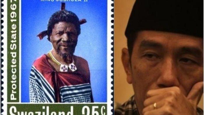 SOSOK Pria dengan Istri Terbanyak di Dunia, Ada 125 Istri, Satu Anaknya Datang ke Pelantikan Jokowi