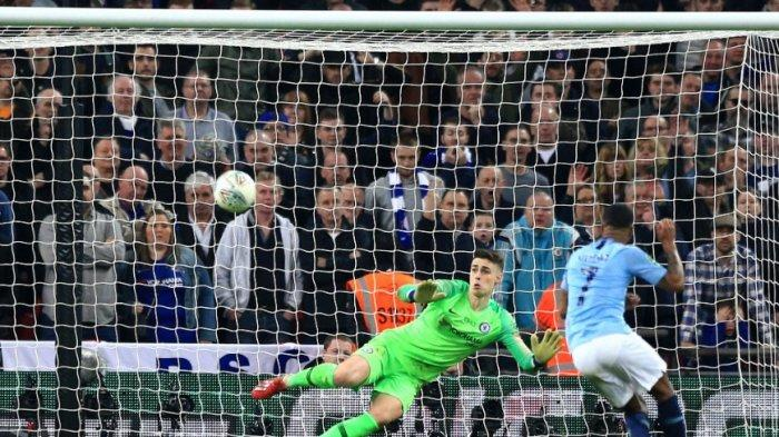 Starting XI dan Live Streaming Chelsea vs Brighton, Kiper Kepa Arrizabalaga Makin Dipercaya Tuchel