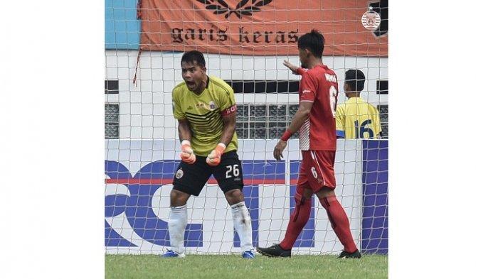 Teco Sebut Bali United Tersingkir dari Piala Indonesia Karena Kehebatan Andritany Ardhiyasa