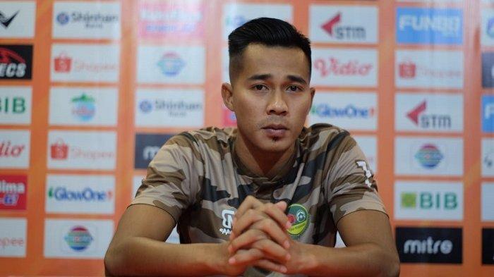 Jelang Piala Menpora 2021, Borneo FC Kontrak Mantan Kiper Persebaya Angga Saputro Selama Dua Tahun