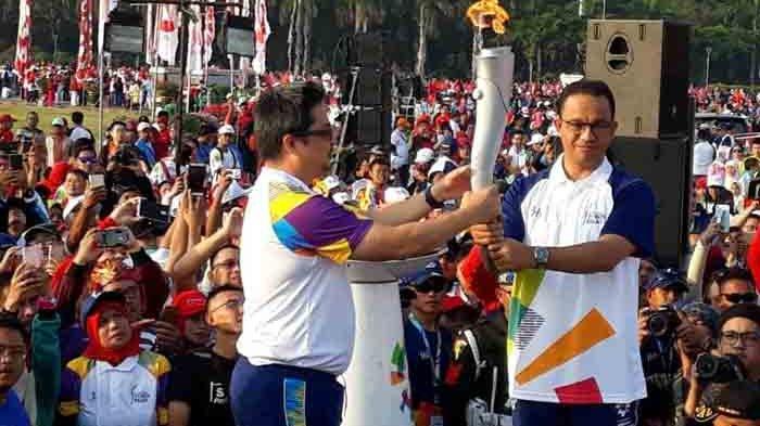 Presiden Olimpiae Internasional Puji Tuan Rumah Jakarta, Anies Nyatakan Siap Gelar Olimpiade 2032