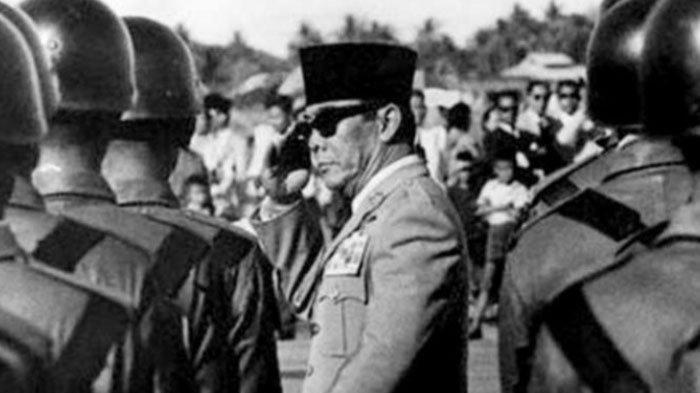 KISAH Pasukan Harimau Indonesia Penjaga Terakhir Soekarno, Terkenal Militan sampai Belanda Takut