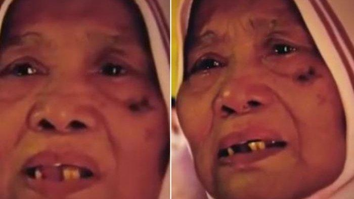 Begini Cerita Sumarni Ditinggal Anaknya di Jalan Sampai Menua di Panti Jompo Hingga Viral di Medsos