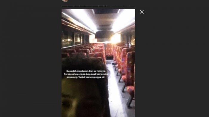Habis Cerita Bus Hantunya Viral, Hebbie Sakit Hati Dengan yang Dialami Istri dan Anaknya