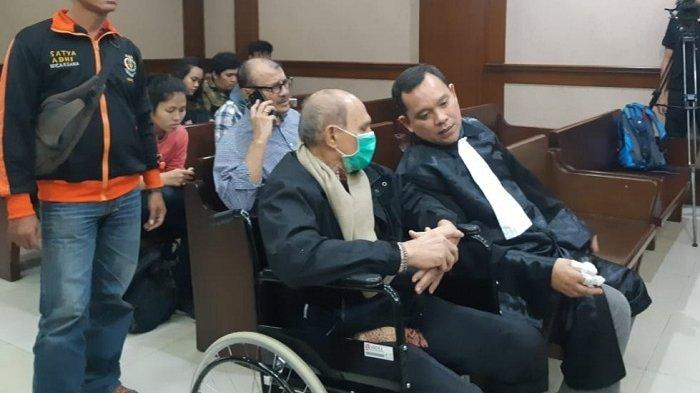Kivlan Zen: Pokoknya Saya Tidak Bersalah, Semua Rekayasa Polisi Sama Wiranto