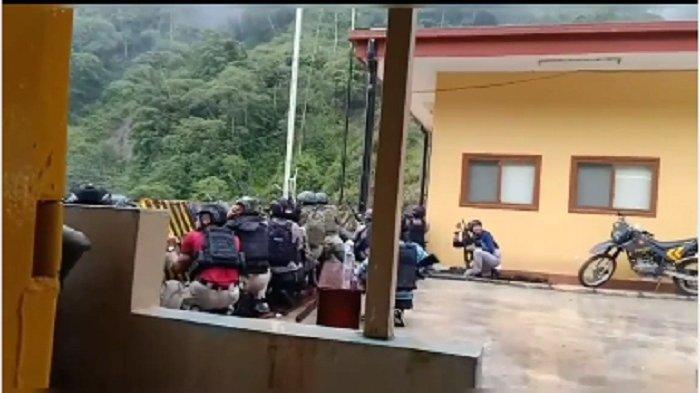 KKB Papua Diduga Mulai Masuk ke Wilayah PT Freeport Indonesia, Pengamanan Diperketat