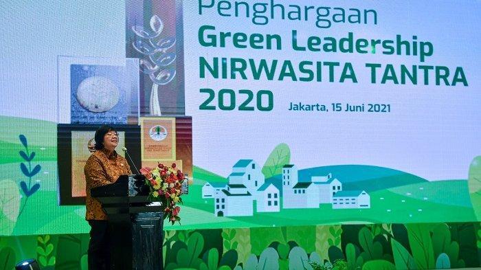 Pemprov DKI Raih Juara I Nirwasita Tantra 2020 dari Kementerian LHK, Kalahkan Yogyakarta dan Jateng