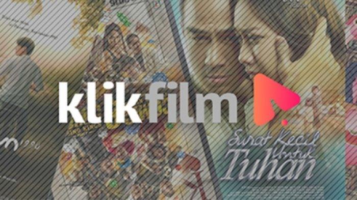 Aplikasi Klik Film yang dikelola rumah produksi Falcon Pictures menghadirkan film-film berkualitas yang tidak ditayangkan di bioskop Indonesia.