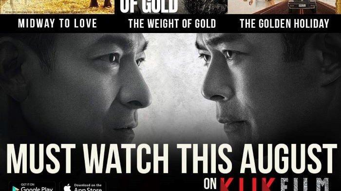 Klik Film Putarkan Film Terbaru Jhonny Deep Sampai Film Dokumenter Olimpiade Mulai Agustus 2021